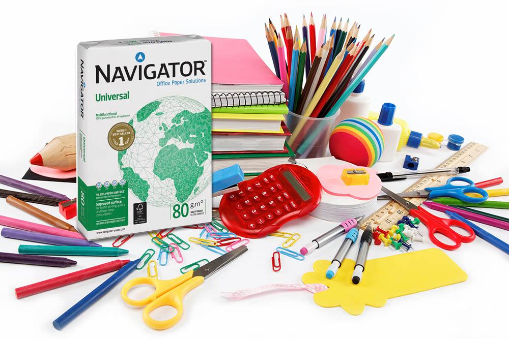 Venta de papel y material de oficina online toners navigator y hp papeles navarro tu tienda - Material de oficina vigo ...